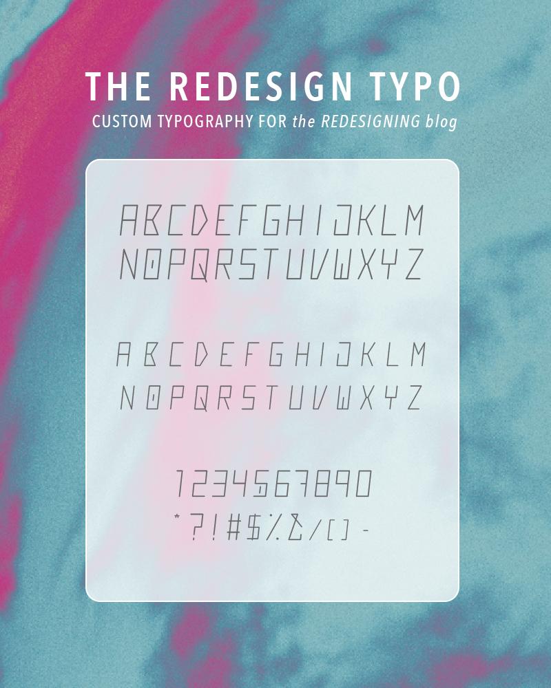redesigntypo