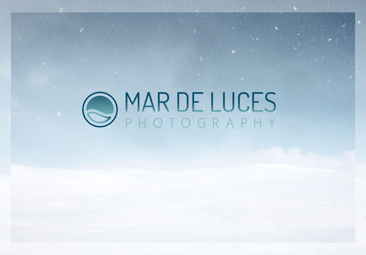 mar de luces photography main logo