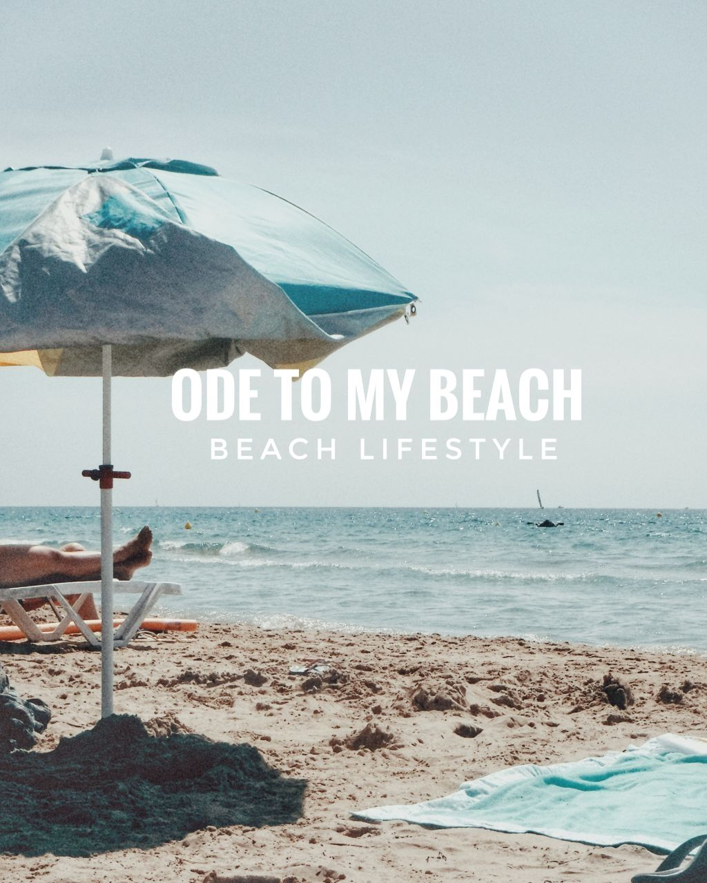 ode to my beach